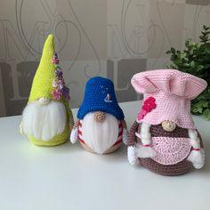 Easter Crochet Patterns, Crochet Ideas, Crochet Projects, Crochet Frog, Free Crochet, Christmas Gifts For Girlfriend, Valentine Day Gifts, Cute Diys, Amigurumi Toys