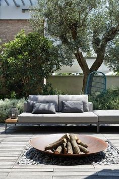 Inspiring Garden Idea #garden #contemporarygarden