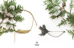 Beautiful, natural se from our THUJA collection designed by Anna Orska.
