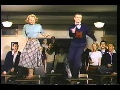 "Gene Nelson and  Virginia Mayo ""Loving You"""