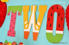 Fruit Birthday Party Ideas | Photo 1 of 50
