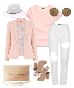 """""""Pastel Shades"""" by annina-marina on Polyvore featuring мода, Ray-Ban и Charlotte Russe"""
