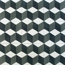 Encaustic cement tiles manufacturer, traditional European floor tiles from the XX century. Mosaic Tiles from http://www.cement-tiles.es