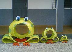 Família de sapos (Foto: Reprodução/ Plug)