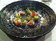 Marron, Leak and Native Pepper at Attica, Melbourne - DEvine!