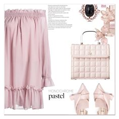 """PASTEL"" by dragananovcic ❤ liked on Polyvore featuring Alexander McQueen"