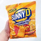 Sunny D Liquid Center Gummies - Walmart Baby Food Recipes, Snack Recipes, Snacks, Bag Of Cheetos, Lays Potato Chips, Sunny D, Food Gift Baskets, Good Food, Awesome Food