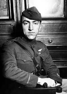Eddie Rickenbacker, Fighter Ace and Medal of Honor Recipient