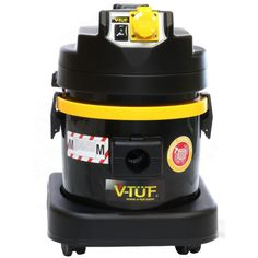V-TUF DUSTEX-M110 1400W Dust Extractor (110V) - Machine Mart - Machine Mart