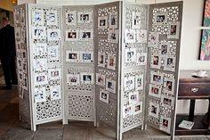photo wall :)