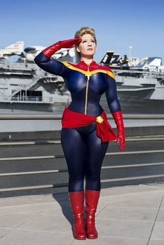 Captain Marvel - THIS IS AWESOME- Ideas