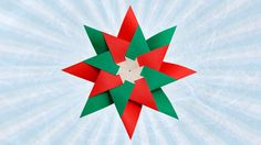 Difficulty: ★ ☆ ☆ ☆ ☆ (Simple) In this video, you will learn how to make an Origami Gary's Star designed by Sok Song. This is a very easy modular model, and ...
