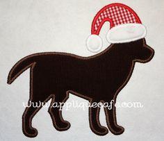 Christmas Applique Design