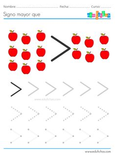 Numbers Preschool, Preschool Math, Kindergarten Math Worksheets, Literacy Activities, Act Math, Diy Lace Ribbon Flowers, Back To School Bulletin Boards, 1st Grade Math, Math For Kids