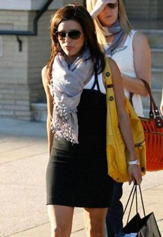 Matta Dupatta Scarves in many colors - as seen on Eva Longoria