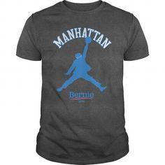 Awesome Tee BERNIE SANDERS - MANHATTAN2 Shirts & Tees