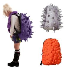 Mad Pax backpacks - These are SOOOOOOO cool and come in 4 sizes!