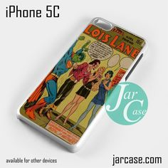 Superman Comic Cover - Z Phone case for iPhone 5C and other iPhone devices
