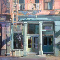 Francis Livingston - Soho Windows