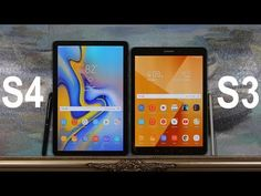 In this video we will do a full comparison between the Samsung Galaxy Tab vs the Samsung Galaxy Tab Tab was released in August 2018 while the Tab S. Science And Technology, Galaxy Note, Galaxies, Samsung Galaxy, Youtube, Youtube Movies