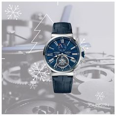 Buy Ulysse Nardin Watches for Men & Women at the best price from Johnson Watch Co. Wide range of luxury UN Watches. Watch Companies, Watch Brands, Omega Watch, Watches For Men, The Incredibles, Luxury, Stuff To Buy, Accessories, Top Mens Watches