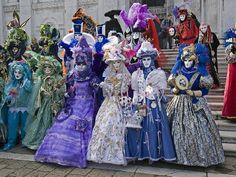 venice carnival 2001