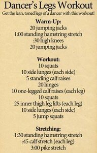 Dancers Legs workout! on Forever Slender  http://www.forever-slender.com/04/04/fitness-motivation #fitness #motivation #nutrition #diet #juiceplus #fitnessmotivation #workouts