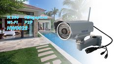 wanscam HW0022 outdoor HD ip camera
