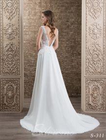 Свадебное платье Silviamo S-311