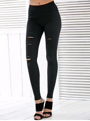 SHARE & Get it FREE | Stretched High Waisted Ripped LeggingsFor Fashion Lovers only:80,000+ Items • New Arrivals Daily • Affordable Casual to Chic for Every Occasion Join Sammydress: Get YOUR $50 NOW!