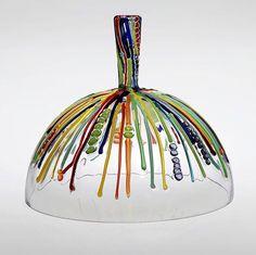 Vidro colorido também apareceu nesta coleção de enfeites dos Irmãos Campana