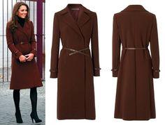 Kate Liverpool Hobbs Celeste Coat PA Emilia Wickstead