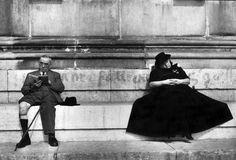 Herbert List'in 25 Sıradışı Siyah Beyaz Fotoğrafı