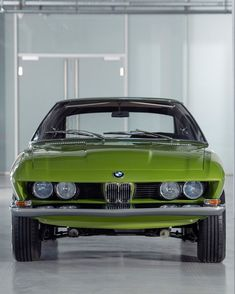 This stunning, and extremely rare, BMW 2800 GTS has been completely restored by BMW Classic and it looks incredible. Bmw E30 Coupe, Bmw E46, E46 M3, Bespoke Cars, Bmw Design, Bavarian Motor Works, Bmw Autos, Bentley Car, Bmw Classic Cars