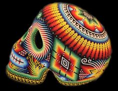 The Art of the Huicho Indians.