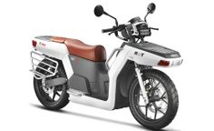 Hero Motocorp recently unveiled a diesel motorcycle, a one of a kind and a first for an Indian manufacturer. The Hero RNT Diesel motorcycle is crafted to look like a futuristic two wheeler with a h… Motorcycle Companies, Motorcycle Gear, Motorcycle Quotes, Motorcycle Design, Honda, Diesel Hybrid, Hero Motocorp, Scooter Bike, Bicycle