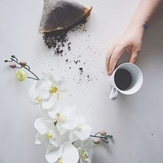 ☕️ .. coffee time on a lovely morning!