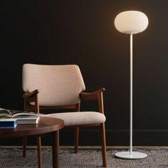 Lampadaire LED Bianca Medium - Fontana Arte | Comptoir des Lustres