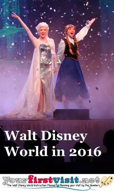 If you're planning a visit to Walt Disney World in 2016 ... you'll want to check out this post from yourfirstvisit.net.