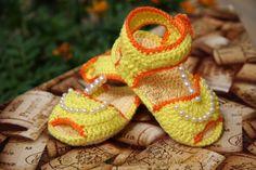 Häkelanleitung für exklusive Babyschuhe