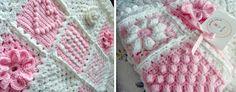 tillie tulip - a handmade mishmosh: Hearts in bloom