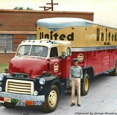 cars and trucks Big Rig Trucks, Gm Trucks, Cool Trucks, Pickup Trucks, Antique Trucks, Vintage Trucks, Ranger, Freight Truck, Truck Transport