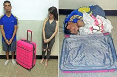Woman Tries to Smuggle Boyfriend Out of Prison in a Suitcase - http://www.odditycentral.com/news/woman-tries-to-smuggle-boyfriend-out-of-prison-in-a-suitcase.html