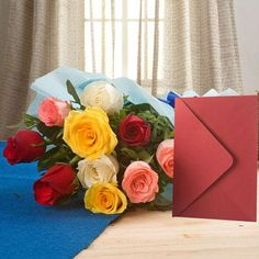 Make Your Love Ones Day More Special Send This Beautiful Combo Arranged