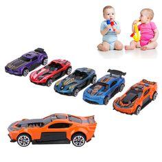 5pcsset racing car set models car kids toy model car sets children four