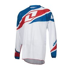 One Industries 2016 Men's Atom Vented Long Sleeve Motocross Jersey - 51183 *** Check out this great product.