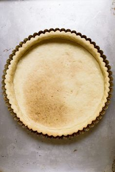 Our single-crust pie dough recipe is easy to roll out, doesn't shrink and makes a foolproof pie crust that's light and flaky. Pie Dough Recipe, Pie Crust Recipes, Pie Crusts, Pastry Recipes, Recipe Box, Pie Dessert, Dessert Recipes, Dessert Ideas, Pie Crust From Scratch