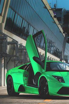 Lamborghini Murcielago by Maxime Jouet