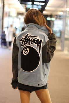 #stussy #streetstyle #streetwear