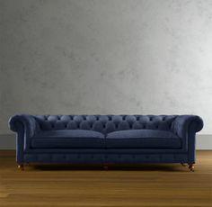 Kensington Upholstered Sofas   Sofas   Restoration Hardware